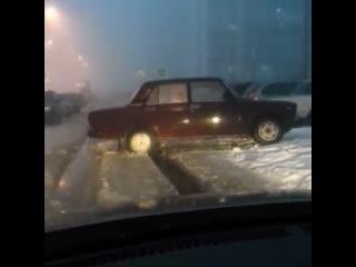 Парковка в Липецке