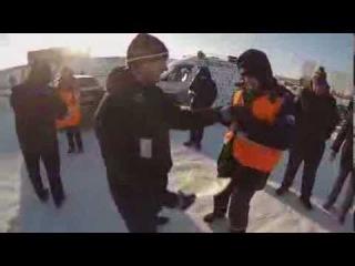 Формула Дрифт Омск 2й Этап Зима 2014 (full version)