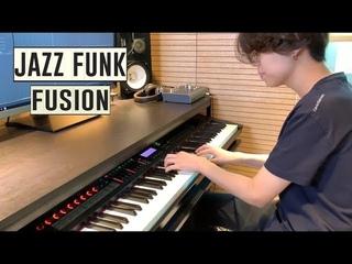 Jazz funk Fusion in B minor by Yohan Kim