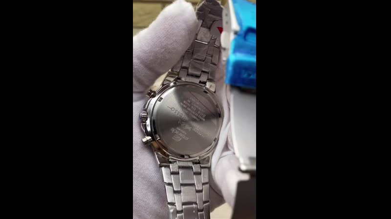 Мужские часы с хронографом