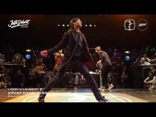 Les Twins – Judge demos Juste Debout Tokyo 2020