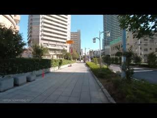 Tokyo Bike Ride POV  Otemachi to Tokyo Bay - 4K Gopro
