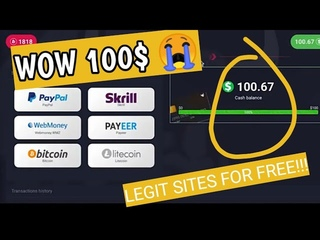 LOOT BULL / NEW EARNING SITES UP TO 100$ / LEGIT 100%