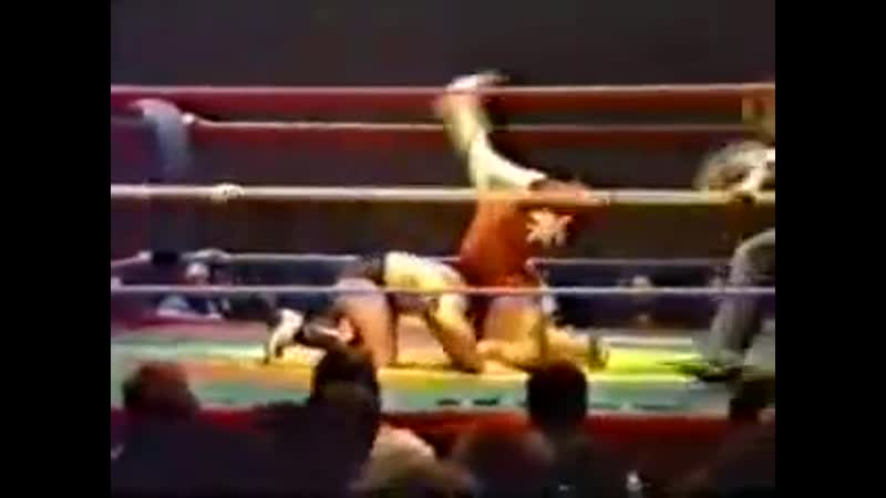 Owen Hart vs Danny Collins - 2nd Nov 91