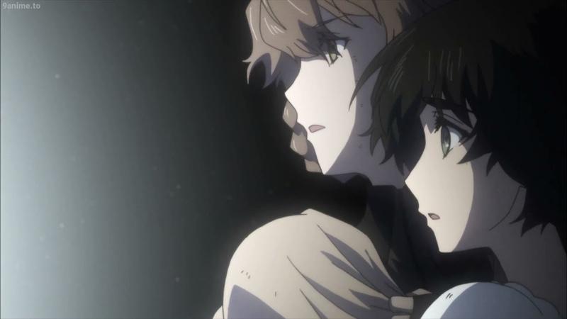 Steins;Gate 0 Final Scene | Okabe saves Mayuri and Suzuha |