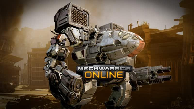 MECHWARRIOR Online Боевые роботы 12