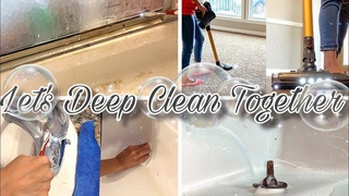 *NEW* Whole House House Deep Clean With Me | Extreme Cleaning Motivation | Real Life Cleaning Videos