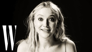 Dakota Fanning on The Bachelor, The Alienist, and Britney Spears | Screen Tests | W Magazine