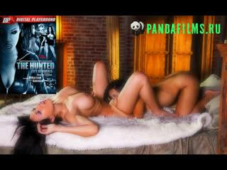 Жертва - Город Ангелов с участием  Ash Hollywood, Nicole Aniston, Brandy Aniston \ The Hunted - City of Angels (2014)