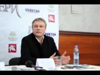 Сергей Жигунов о проблеме современного отечественного кино.
