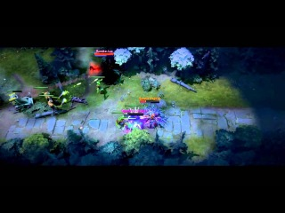 [DotaFX] TI3 - The Epic Play - Vol.1 - Luo Fog Raze
