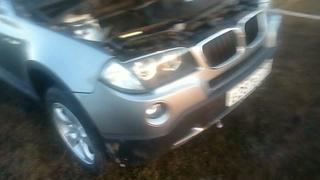 BMW X3 E83  МКПП. Снял двигатель из BMW. 05 04 2021