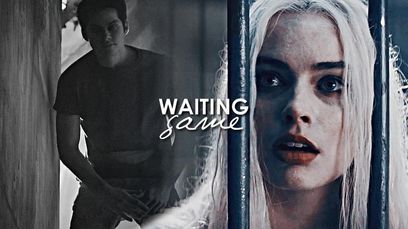 Harley Quinn Ꮥtiles Ꮥtilinski Waiting Game