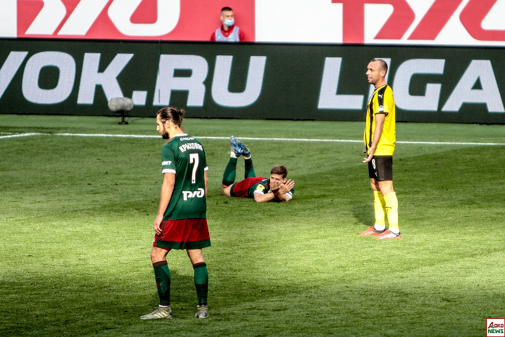 Локомотив - Химки. Фото: Дмитрий Бурдонов / Loko.News