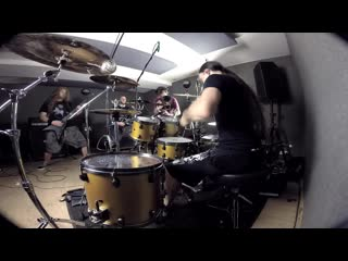 "GUILTLESS - LOKUST  ( feat. Kerim ""KRIMH"" Lechner (SepticFlesh Drummer))"