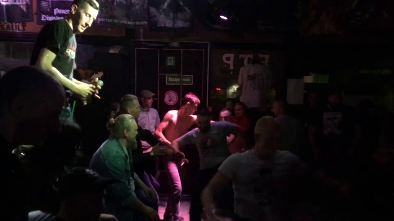 SOLID GROUND - KILL THEIR ANGER (live in БТР, 05/10/2019)