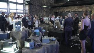 В этом году Международном авиакосмическом салоне представлена продукция более 550 компаний.