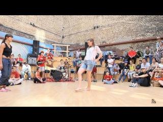 V1 Battle     Belka  VS  Tanya Melnik