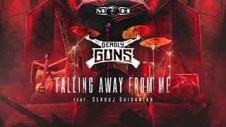 Deadly Guns ft. Serouj Guidanian - Falling Away From Me (Official Videoclip)