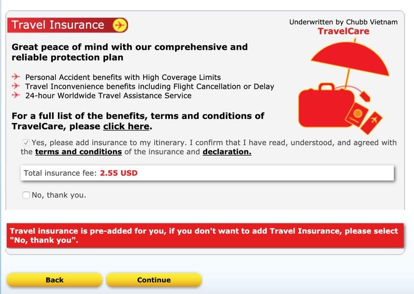 Как сайты аэрокомпаний используют UX дизайн, чтобы получить наши деньги, изображение №9