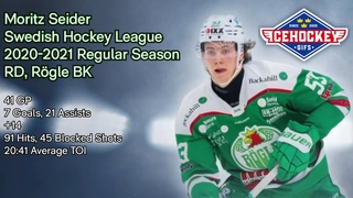 Moritz Seider - Season Highlights - 2020/2021