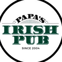 Логотип Irish Papa's Pub