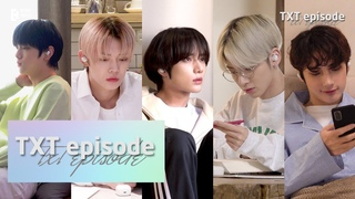 [EPISODE] TXT (투모로우바이투게더) 'Mood Diary' Shooting Sketch