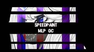 SPEEDPAINT: Stay safe! [ANTHRO MLP OC ]
