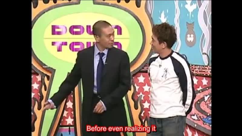 ShionのARCHIVE Downtown Talk Matsumotos Occupational Desease
