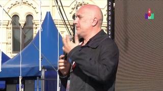 """Встреча с Захаром Прилепиным. Книжный фестиваль """"Красная площадь"""" ()"""