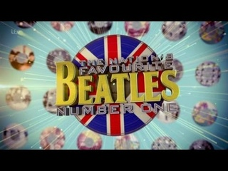 The Nation's Favourite Beatles No. 1