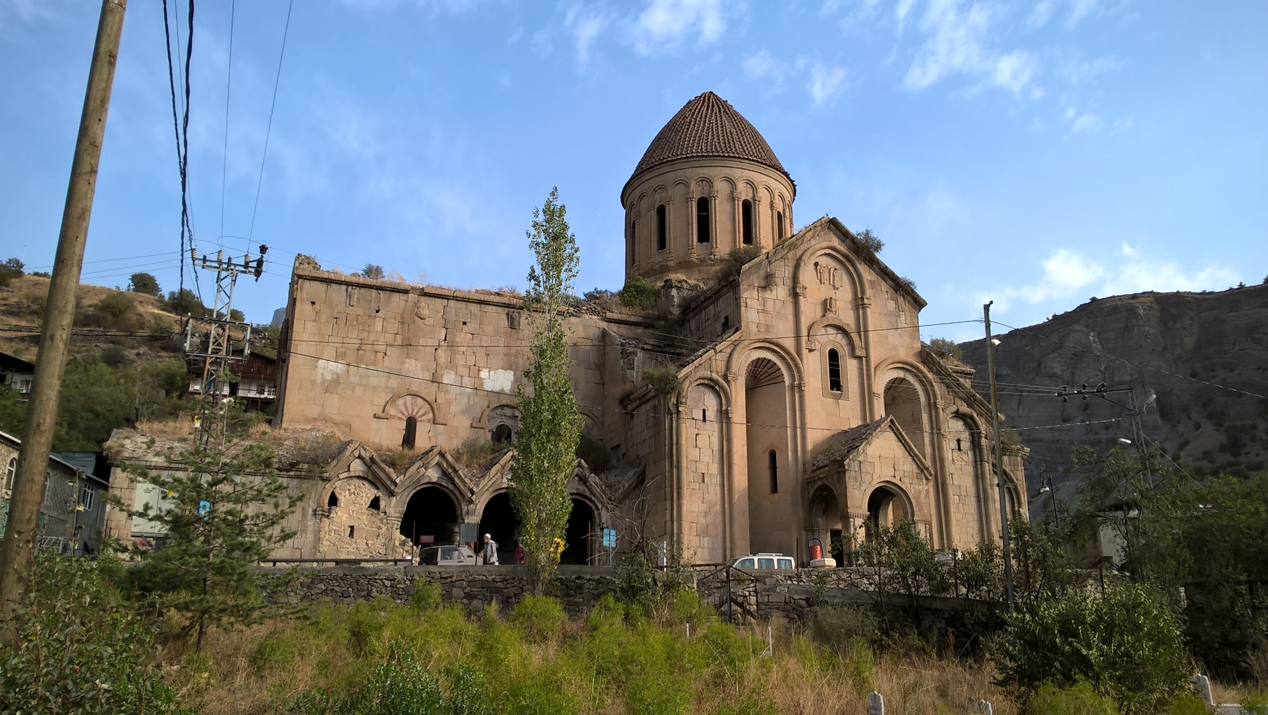 монастырь Ошванк