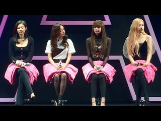Blackpink at Samsung Indonesia Awesome Live Event | 14th January 2020
