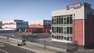 ETS2  Real Company Logos v1.4 | Euro Truck Simulator 2 Mod