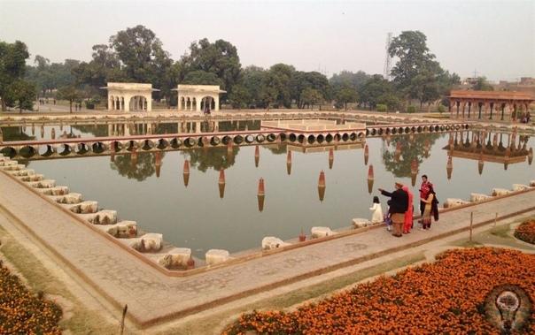 Шалимар: райские сады Лахора