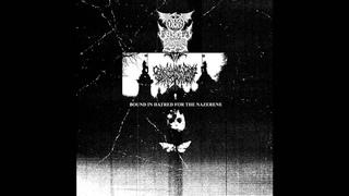 Unholy Vampyric Slaughter Sect (US) / Ceremonial Crypt Desecration (Australia) - Split 2021