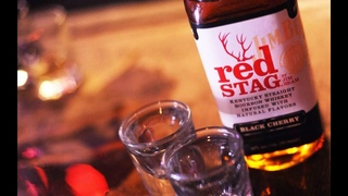 Jim Beam Red Stag (Джим Бим Рэд Стаг) Обзор