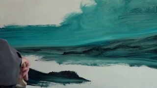 How to Paint a Landscape in Oils in One Hour - with Stuart Davies