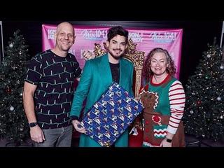 Adam Lambert Interview with Karson & Kennedy    10K Toys For Girls & Boys
