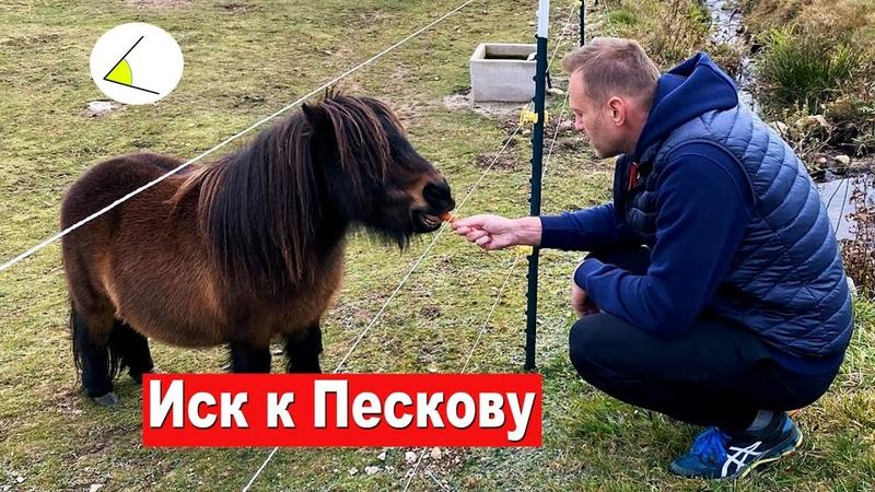 Навальный подал в суд на Пескова Россия и Медведев в мемуарах Барака Обамы Премия Магнитского 2020