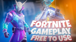 4K UHD FORTNITE GAMEPLAY FREE TO USE