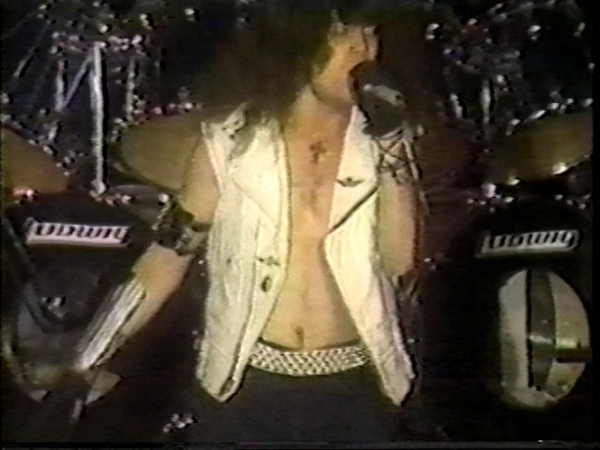Armored Saint - 1983-04-09 - Billy Bartys Roller Rink - Los Angeles, CA