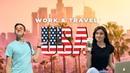 WORK TRAVEL США: Как заработать ПОЛМИЛЛИОНА рублей за пару месяцев. Работа и путешествия в Америке