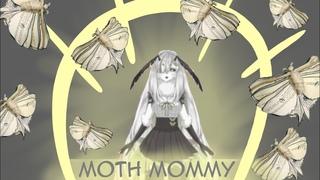 Juniper Actias   The Moth Mommy VTuber