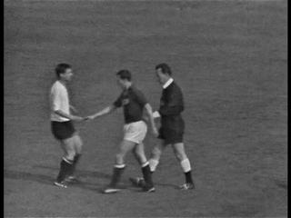 1966 Austria - USSR (Friendly). Full Match (part 1 of 4) / 1966 Австрия- СССР. ТМ (Полный. ч.1 из 4)