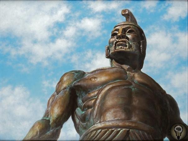Легенда о самом первом роботе в мире Есть легенда о том, что самый древний робот в мире был создан в Древней Греции. И у него даже было имя Талос. Но как и кто его создал Существовал ли он