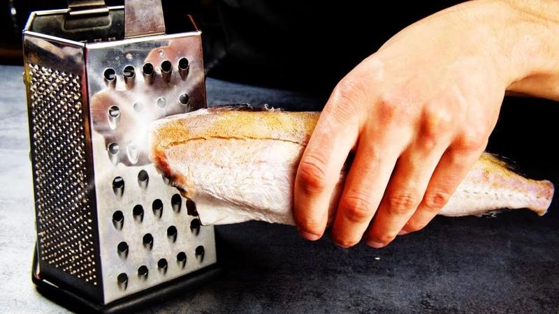 Чем дешевле тем вкуснее! Сразу 4 рецепта чего то новенького из простой рыбы!
