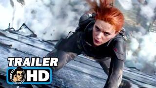 BLACK WIDOW Final Trailer (2021) Scarlett Johansson, Marvel Movie