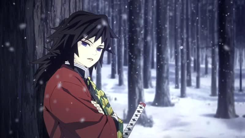 Giyuu Tomioka Kimetsu no Yaiba demon slayer edit ovara