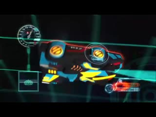 Zero Gravity Laser Racer - хит 2019 года!